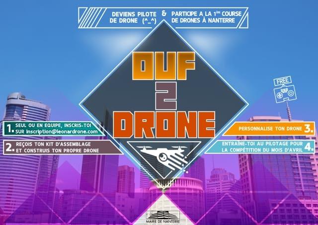 Drone Nanterre